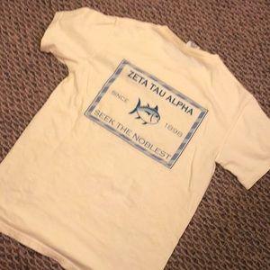 "Zeta Tau Alpha ""Frat"" T-Shirt"